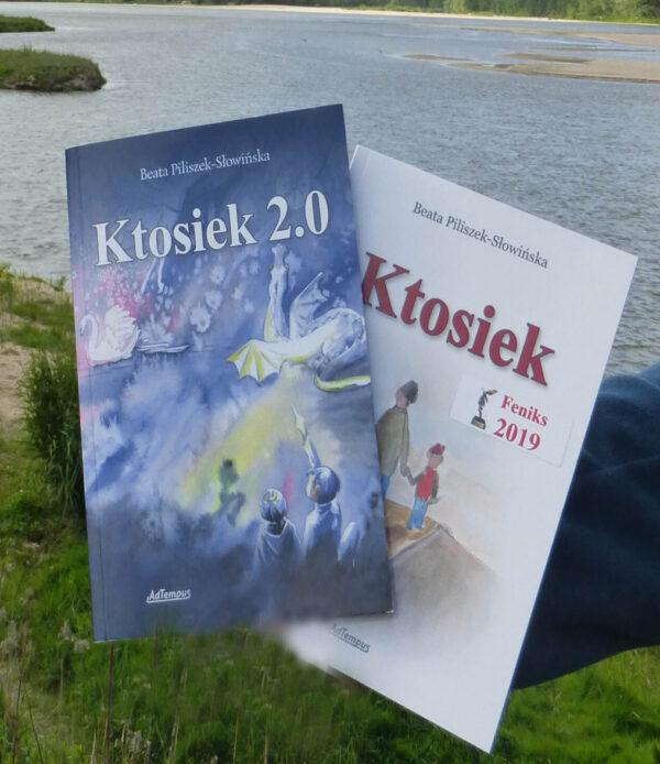 Pakiet promocyjny ksiązek Ktosiek jeden i dwa